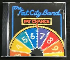 FAT CITY BAND - Fat Chance - CD - (2000 cdfreedom records)