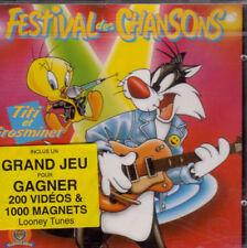 Titi et Grosminet-Festival De Chansons (CD NEUF!) 745099446628