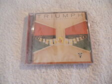 "Triumph ""The Sport of Kings"" 1986 cd TML Records Printed in Canada New Sealed"