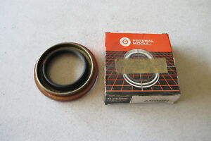 Differential Pinion Seal National 6808N fit Checker Dodge Fargo