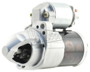 Remanufactured Starter  Wilson  91-27-3418