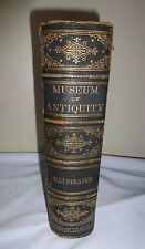 1881 Museum of Antiquity EGYPT Pagan Occult Rituals Illustrated Nineveh Babylon