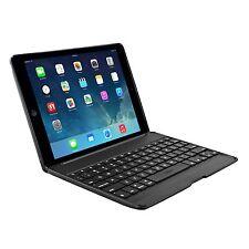 ZAGG Cover Bluetooth Backlit Keyboard Case for Apple iPad Air - ZKFHFBKLIT105
