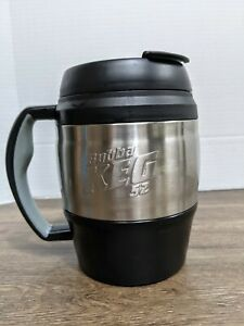 Bubba Keg 52 Oz Stainless Steel Big Insulated Thermos Travel Mug Black