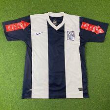 Vintage  Nike Jersey Alianza Lima Peru #10 Club Soccer Kit Size Small