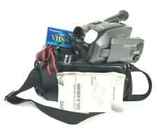 Vintage 1998 JVC Videomovie VHS-C VHSC Camcorder GR-AXM300U Video Camera