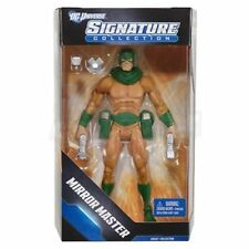 "DC UNIVERSE Signature Collection__MIRROR MASTER 6 "" action figure__Exclusive_MIB"