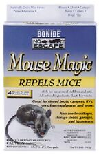 New listing Bonide, 4 Count, 2 Oz, Mouse Magic, All Natural Mouse Repellent Pack