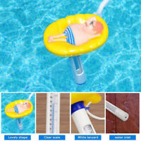 Thermometer Spa Aquarium Pond Floating Hot Tub Swimming Pool Water Temperature