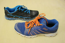 2x pairs of running shoes, size 9