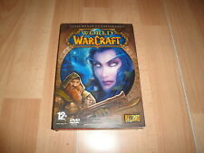 World of Warcraft juego para PC 5 X CD-ROM en Español Blizzard