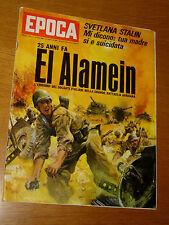 EPOCA 1967/888=SVETLANA STALIN=AL BANO ALBANO CARRISI IDOLO NUOVO=JOSETTE BAUER=