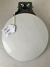 07-13 TAHOE ESCALADE YUKON GAS FUEL TANK DOOR LID-SHEER WHITE METALLIC -OEM #2