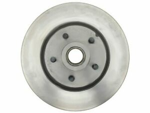 For 1971 Chrysler 300 Brake Rotor and Hub Assembly Front Raybestos 72637TC