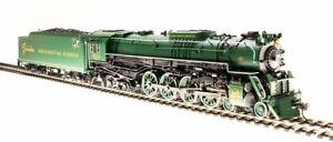 Broadway Limited 4909 HO C&O J3a 4-8-4 Steam Loco Paragon3 Sound/DC/DCC #614