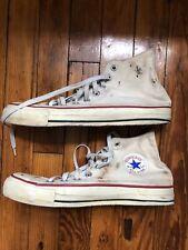 Vintage Converse Chuck Taylor White Size 9.5