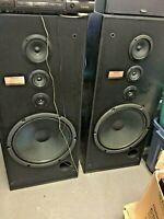 Pioneer CS-R7100 Speakers 4-Way  Speakers