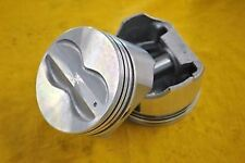 Sbc Pro Series Chevy 350 Flat Top Pistons .60 Over