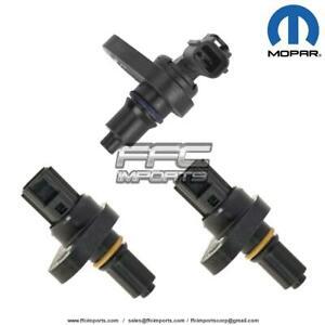 62TE Transmission MOPAR Transfer + INPUT & OUTPUT Speed Sensor SET 06-UP for 200