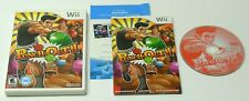 Nintendo Wii PUNCH OUT COMPLETE TESTED FAST SHIPPING Wii U Compatible