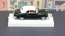 Solido 4511 1:43 O Scale 1950 Buick Super Convertible  Top Up MIB 80s Black NOS