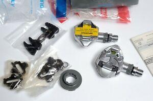 New NOS Shimano Ultegra SPD PD-6500 Clipless Pedals