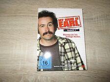 My Name Is Earl - Season / Staffel 1  Serie  4 DVD  Box  Komödie