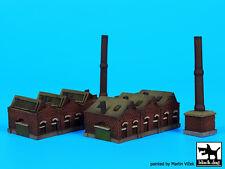 Blackdog Models 1/350 DOCKSIDE WAREHOUSES Set #3 Resin Set