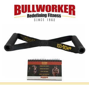 Bullworker Iso-Bow - Strength/Flexibility Trainer Yoga & Pilates Strap