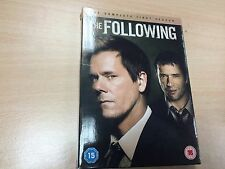 DVD TV * THE FOLLOWING COMPLETE FIRST SEASON *