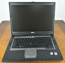 """Dell Latitude D830 PP04X 15.4"""" Screen Win. XP NEEDS NEW BATTERY AND POWER CABLE"""