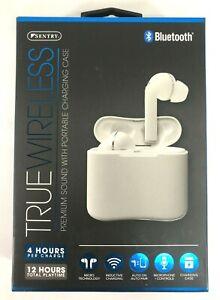 New Sentry True Wireless Bluetooth Earbuds Headphones / Free Shipping
