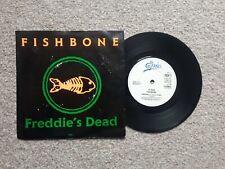 """Fishbone Freddie's Dead  7"""""""