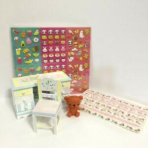 dollhouse child bedroom set 1:12