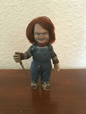 McFarlane Movie Maniacs Chucky real hair Child's Play