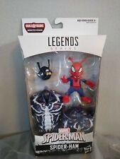 "Marvel Legends Series BAF 6""~~~Marvel's Spider-Ham Venom Action Figure~~~NIB"