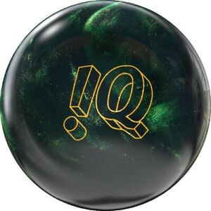 13lb Storm IQ TOUR EMERALD Pearl Reactive Bowling Ball Pin 1.5-2