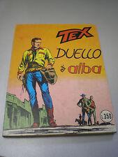 """TEX GIGANTE N.59 """"Duello all'alba"""" L 350 Araldo 1969 aut.2926, BUONO"""
