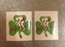 Automoto Clover Rider 2 Decals HG Vinyl Vintage Repro