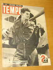 TEMPO 1943/207=GUERRA=FRANCESCO MESSINA=MASSIMO BONTEMPELLI=RENATO GUTTUSO=