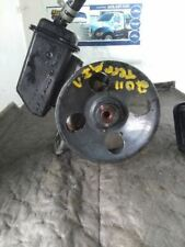 Power Steering Pump Hydraulic Thru VIN B6345322 Fits 11 EQUINOX 169750
