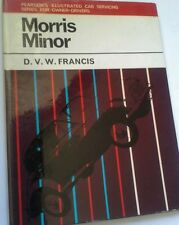 PEARSON'S ILLUSTRATED CAR BOOK FOR MORRIS MINOR