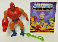 Clawful ~ MOTU He-Man Masters of the Universe Complete Figure Comic Book Weapon