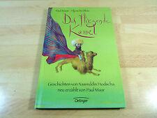 Paul Maar, Aljoscha Blau: Das fliegende Kamel / Kinderbuch / Gebunden