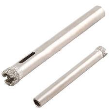"Tile Glass Metal Hole Saw Diamond Core Drill Bit 6mm 1/4"" Cutting Diameter FC"