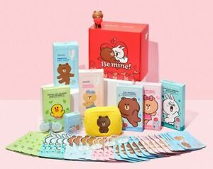 Mediheal x Line Friends Be Mine Special Gift Set