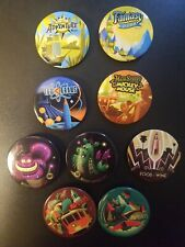 New ListingDisney Buttons Ap days food & wine electric light parade Dca Disneyland