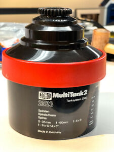 Jobo 2523 Tanksystem 2500 with Cog Lid and Center Core