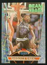 1992-93 TOPPS STADIUM CLUB BEAM TEAM SHAQUILLE O'NEAL #21/21 NBA CARD MINT!! RC
