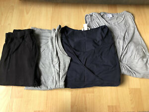 Maternity Clothes Bundle New Look Next Long Dress Leggings Tops Size 14